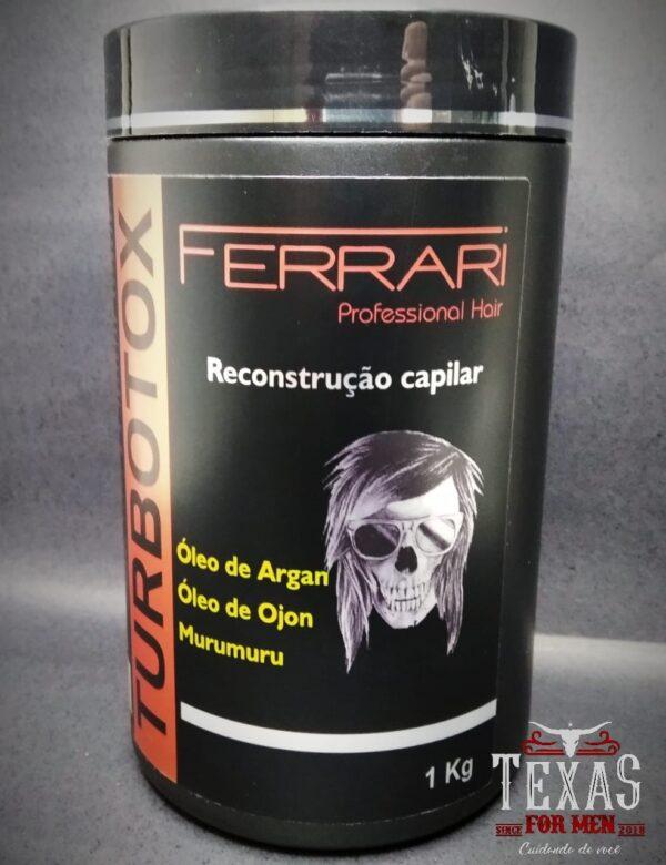 Botox Capilar Ferrari